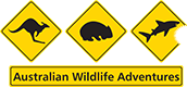 Australian Wildlife Adventures logo
