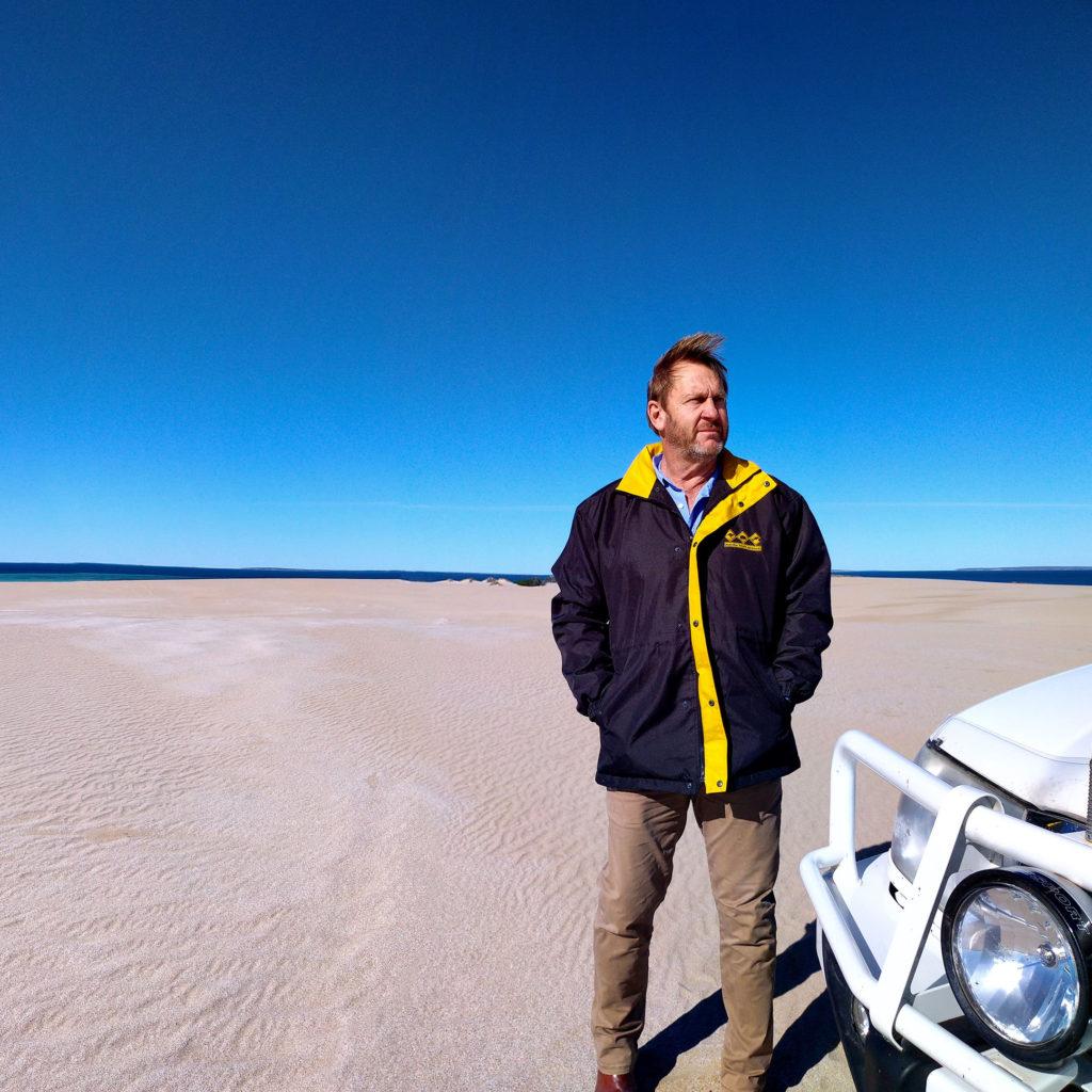 Hassie at Ceduna, South Australia