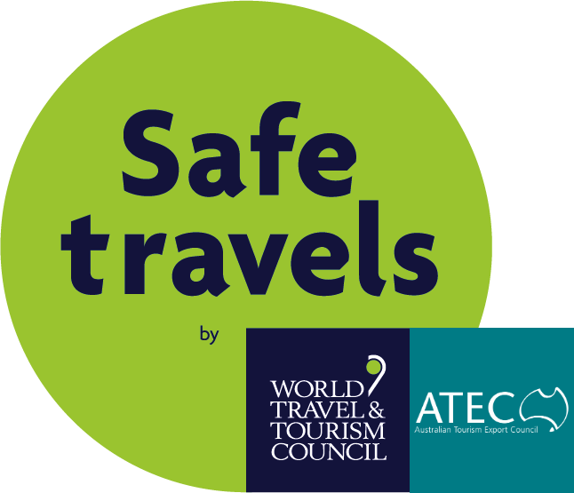 WTTC SafeTravels Stamp ATEC